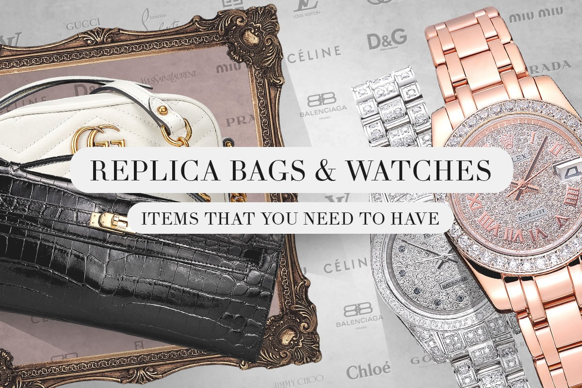designer replica bags watches